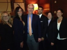 Connecticut Bar Association LGBT Section Gathering with Connecticut Supreme Court Justice Andrew McDonald