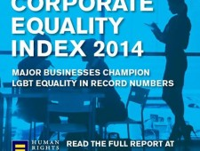 Ten Connecticut Companies Earn Perfect Scores on HRC's Corporate Equality Index