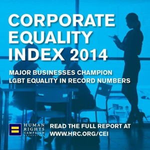 HRC corporate equality