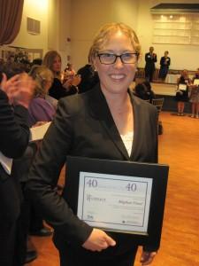 Meghan Freed CWEALF Award
